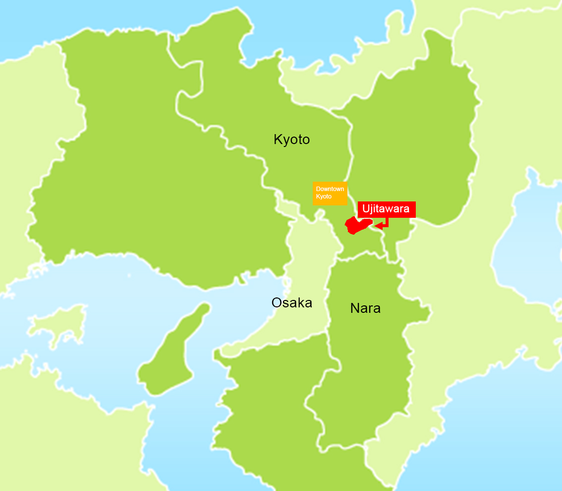 Hidden gem in southern flank of Kyoto, Ujitawara | tea ... on